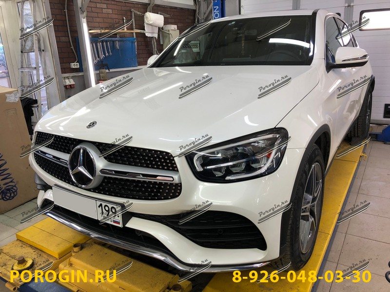 Mercedes-Benz GLC COUPE C253 рест 2019-2020