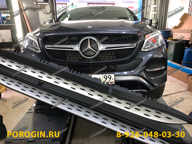 Mercedes-Benz GLE COUPE C292 2015-2019