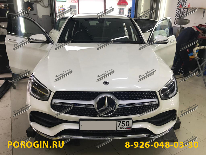 Mercedes-Benz GLC COUPE 2019-