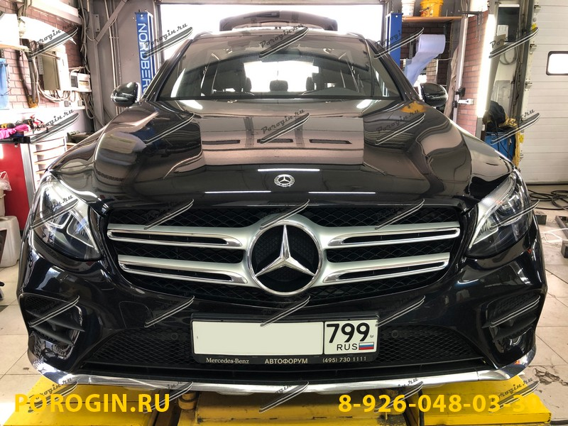 Mercedes-Benz GLC-X253 2015-2019