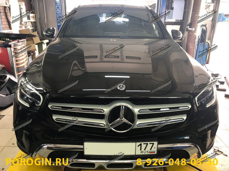 Mercedes-Benz GLC-X253 2019-2020